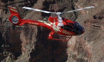 Indian Country Adventure with Helicopter and Skywalk