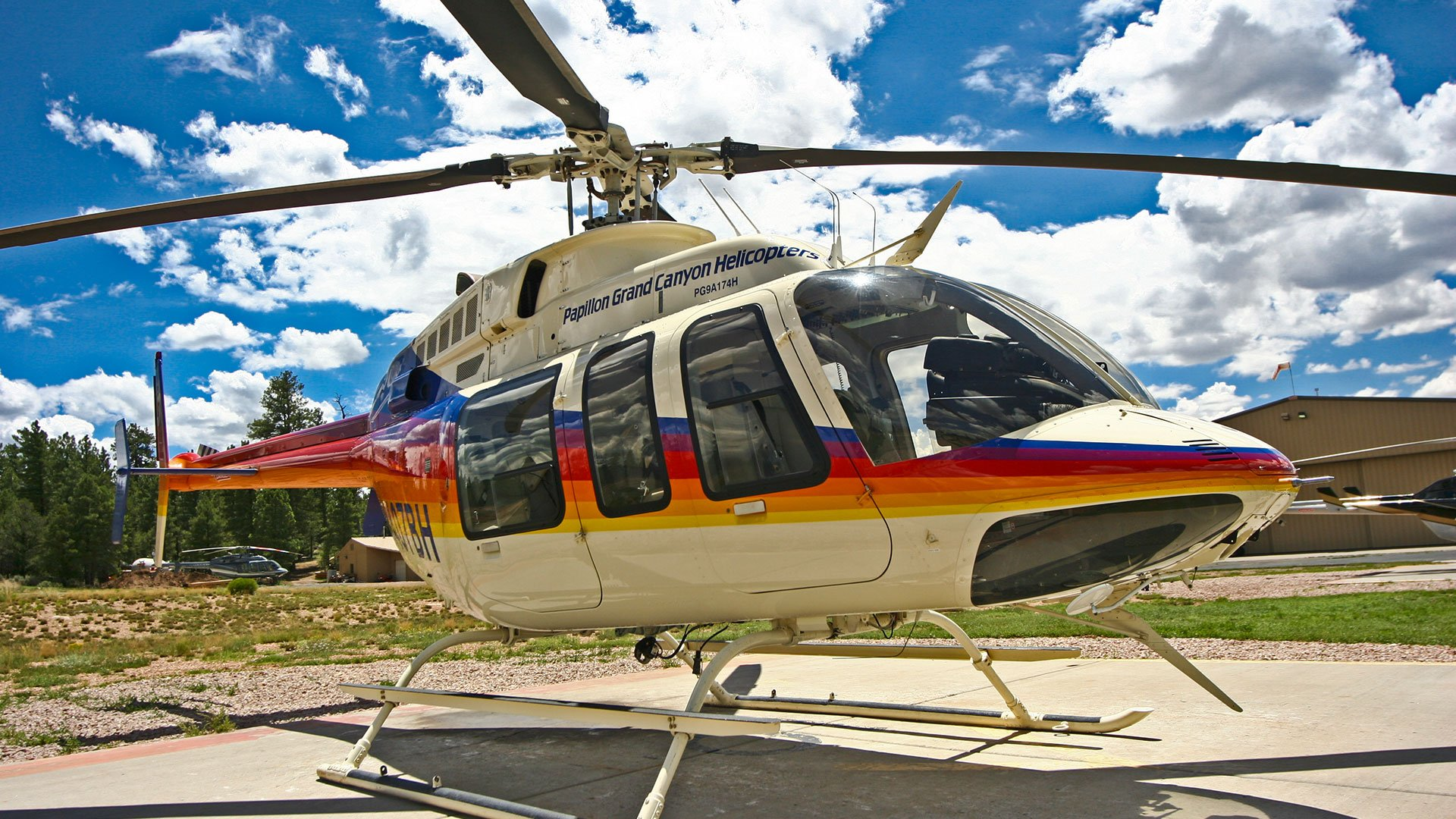 Tours From Phoenix And Sedona  Papillon Grand Canyon Helicopters